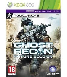 Tom Clancy's Ghost Recon Future Soldier XBox 360