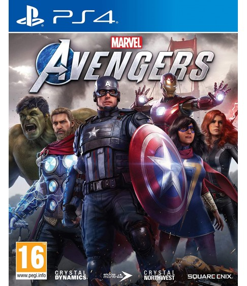 Marvel's Avengers PS4