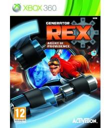 Generator Rex Agent of Providence Xbox 360