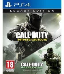 Call of Duty: Infinite Warfare Legacy Edition [PS4]