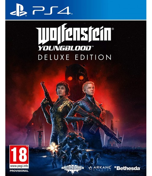 Wolfenstein: Youngblood. Deluxe Edition [PS4]