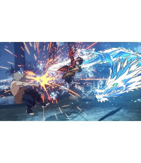 Demon Slayer: Kimestu no Yaiba-The Hinokami Chronicles PS4/PS5