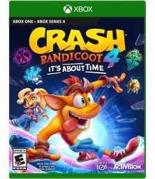 Crash Bandicoot 4: It's About Time XBox