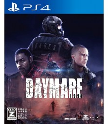 Daymare:1998 Black Edition PS4