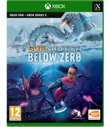 Subnautica: Below Zero [Xbox]