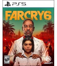 Far Cry 6 Standard Edition PS5
