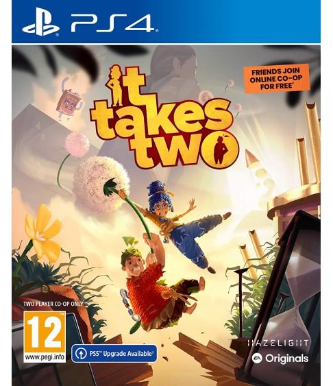 It Take Two [PS4]