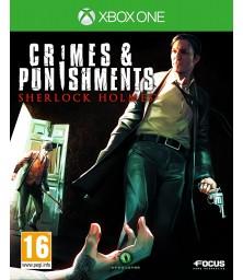 Sherlock Holmes: Crimes & Punishments [Xbox One]