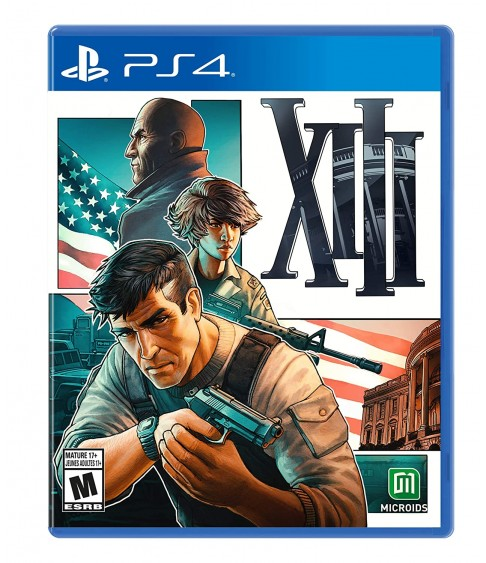 XIII Limited Edition [PS4]