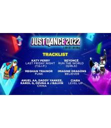 Just Dance 2022 Xbox One/Series X (Ettetellimine)