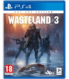 Wasteland 3 Day One Edition [PS4]