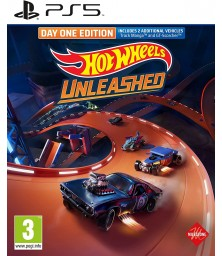 Hot Wheels Unleashed. Day One Edition [PS5]