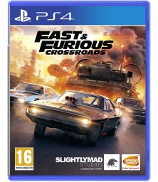 Fast & Furious Crossroads PS4