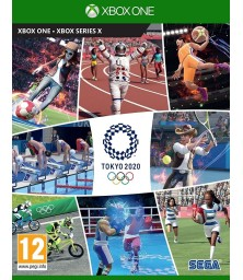 Tokyo 2020 Olympic Games Official Videogame [XBOX One / Series X]
