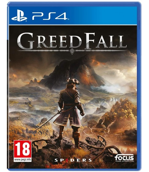 GreedFall [PS4]
