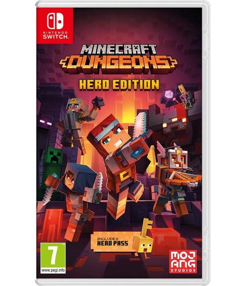 Minecraft Dungeons: Hero Edition Nintendo Switch