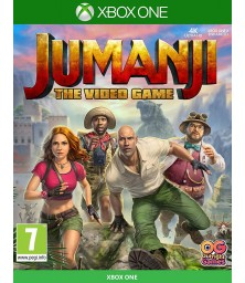 Jumanji The Video Game XBox One