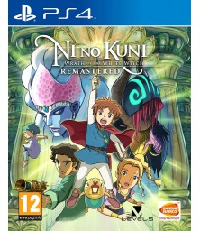 Ni no Kuni: Wrath of the White Witch - Remastered [PS4]
