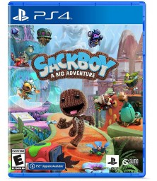 Sackboy: A Big Adventure PS4/PS5