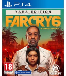 Far Cry 6 Yara Edition PS4/PS5