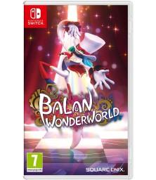 Balan Wonderworld Switch PS5