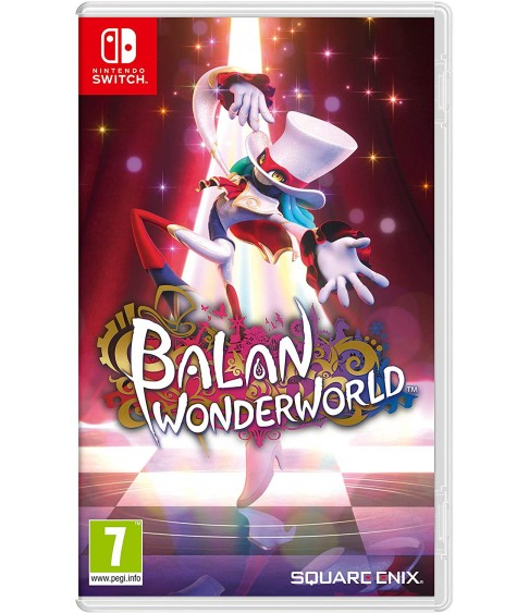 Balan Wonderworld Switch PS5
