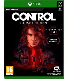Control: Ultimate Edition [Xbox Series X]