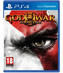 God of War III Remastered [PS4]