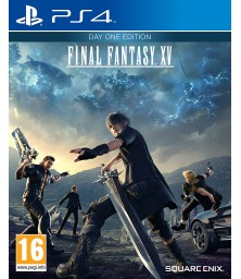 Final Fantasy XV Day One Edition  [PS4]