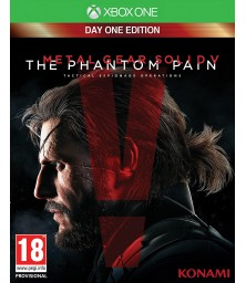Metal Gear Solid V: The Phantom Pain - Day One Edition [XBox One]