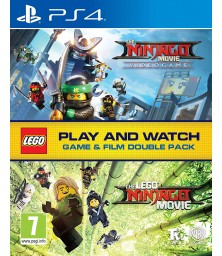 LEGO Ninjago Movie: The Videogame & LEGO Ninjago Movie - Double Pack [PS4]