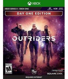 Outriders - Day One Edition [Xbox One/Series X]