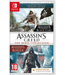 Assassin's Creed: The Rebel Collection (Code in Box) (Switch)