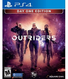 Outriders - Day One Edition [PS4]