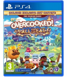 Overcooked! All You Can Eat PS4 / PS5