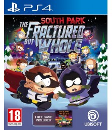 South Park: The Fractured but Whole [PS4] Kasutatud