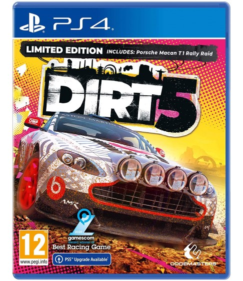 DiRT 5 Limited Edition PS4