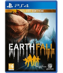 Earth Fall - Deluxe Edition [PS4]