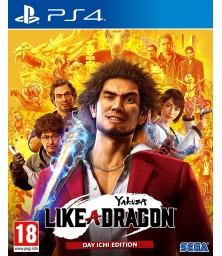Yakuza: Like a Dragon Day Ichi Steelbook Edition [PS4]