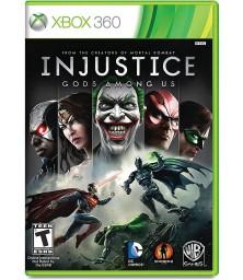 Injustice: Gods Among Us Xbox 360