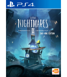Little Nightmares II. Day one Edition [PS4]