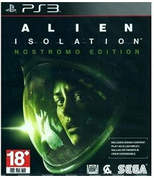 Alien: Isolation Nostromo Edition [PS3] Kasutatud