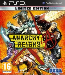 Anarchy Reigns - Limited Edition [PS3]