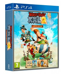 Asterix & Obelix XXL2 Remastered Limited Edition PS4