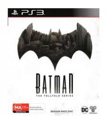 Batman: A Telltale Game Series [PS3]
