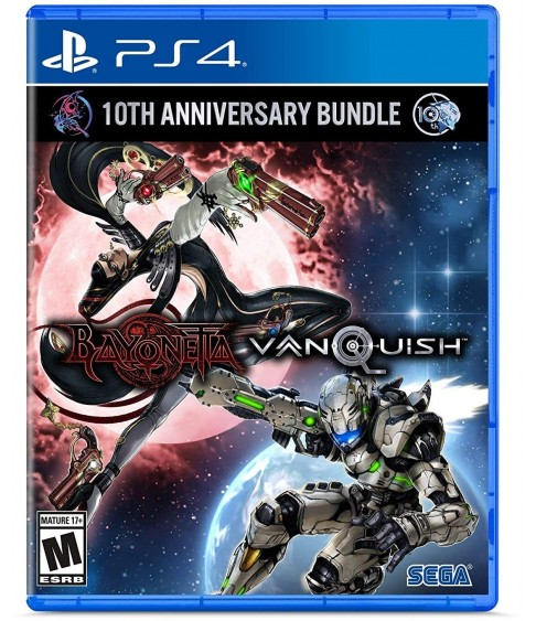Bayonetta & Vanquish - 10th Anniversary Bundle PS4