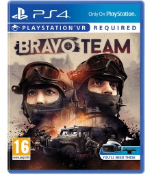 Bravo Team (ainult VR jaoks) [PS4]