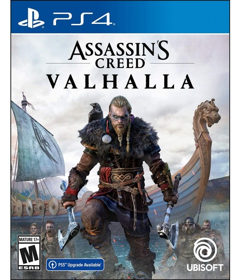 Assassin's Creed: Valhalla (PS4/PS5)