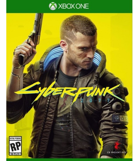 Cyberpunk 2077 XBox One