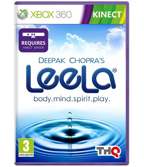 Deepak Chopra's Leela Body Mind Spirit Play MS Kinect Xbox 360å
